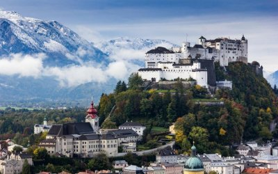 Private Day Trip to Salzburg and Hallstatt